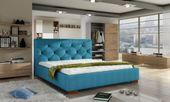 Łóżko Tapicerowane CARMEN 160x200+ Stelaż