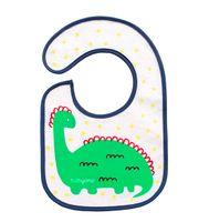 Mały śliniak frotte na rzep JEM I ROSNĘ - Dinozaur
