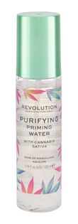 Makeup Revolution London Purifying Priming Water Cannabis Sativa Baza pod makijaż 100ml