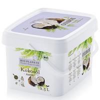 Olej kokosowy nierafinowany tłoczony na zimno virgin BIO 2,5 l -  BIO PLANETE