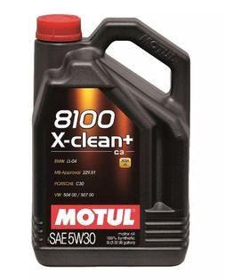 OLEJ Motul 8100 X-Clean+ 5W30 5L