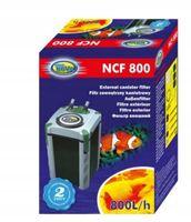 FILTR zewnetrzny Aqua Nova NCF-800 akwarium do200L