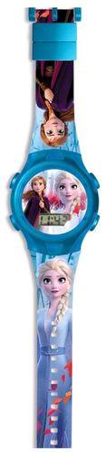 Zegarek dziecięcy Frozen II Licencja Kraina Lodu II Disney (WD20752) na Arena.pl