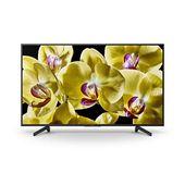 """Smart TV Sony KD49XG8096 49"""" 4K Ultra HD WIFI HDR Czarny"""