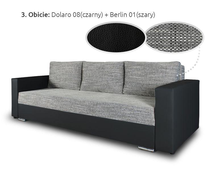 Sofa Rozkładana Do Salonu Bird Kanapa łóżko Spanie