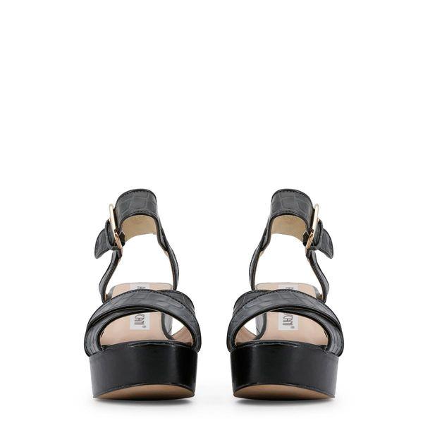 d6c32508562b7 Arnaldo Toscani skórzane sandały damskie szary 37 • Arena.pl