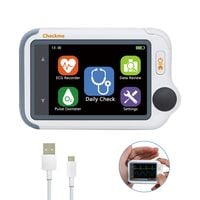 Checkme Lite monitor zdrowia SpO2 EKG