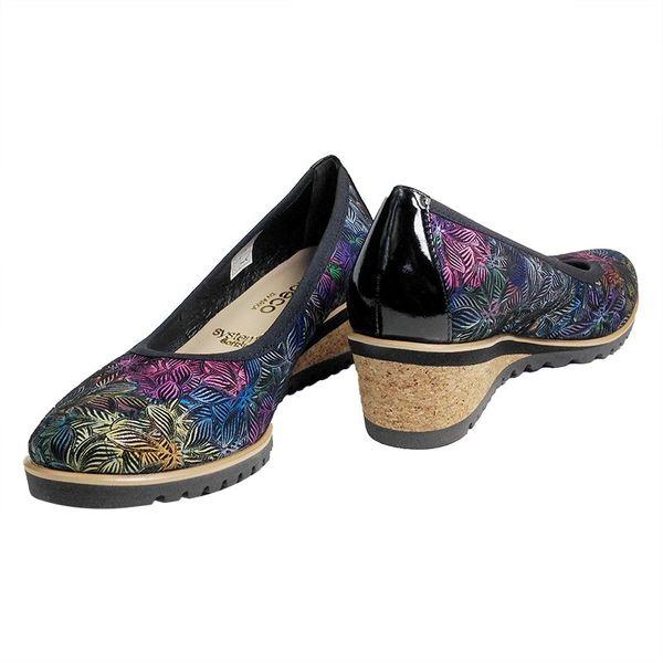 8fec3e13 Czółenka ARKA 5361 kolorowe Rozmiar obuwia - 37, Kolor - Kolorowy zdjęcie 3