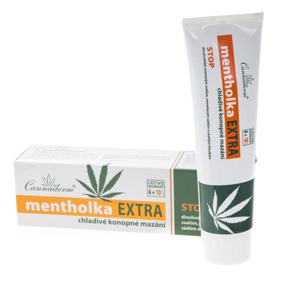 Mentholka EXTRA Chłodzący żel na bóle mięśniowe i stawowe - 150 ml zdjęcie 1