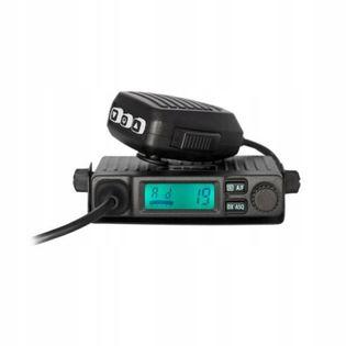 Cb Radio Yosan Micro Ver.2 Sterowanie z mikrofonu