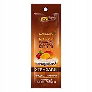 Tannymaxx mleczko solarium bronzer Mango saszetka