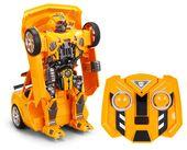 Transformer auto robot 2w1 Bumblebee zdalnie sterowany RC 2.4GHz U20 zdjęcie 8