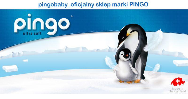 Pieluszki Pingo Ultra Soft 5 JUNIOR 144szt. (4x36) na Arena.pl