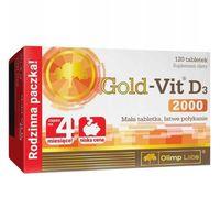 Olimp Gold VIT D3 2000 120 tabl.