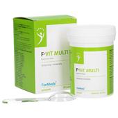 ForMeds F-VIT MULTI multiwitamina bez wypełniaczy PROSZEK