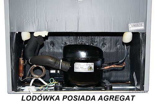 MAŁA LODÓWKA Z ZAMRAŻALNIKIEM SIGMA BCD96 A+ 90L DO AKADEMIKA BIURA na Arena.pl