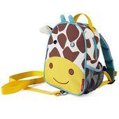 ŻYRAFA plecak ze smyczą SKIP HOP baby zoo z USA zdjęcie 1