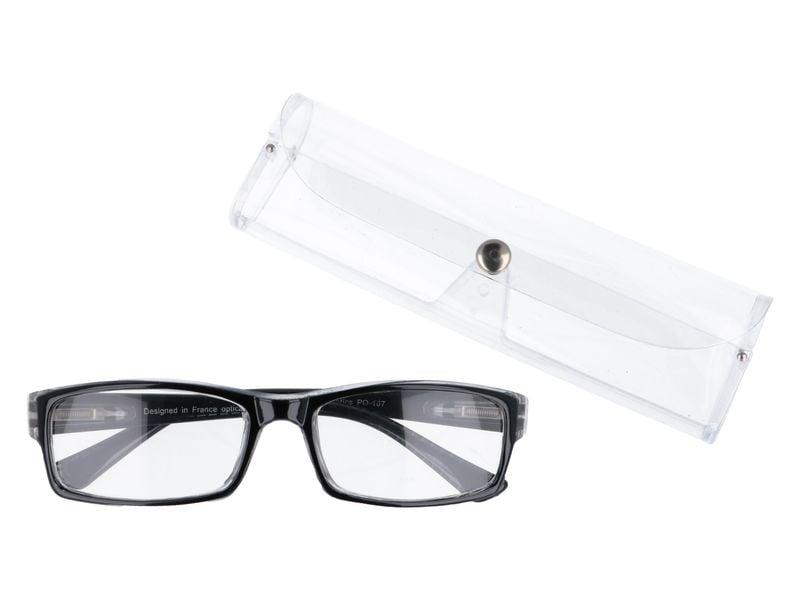 Damskie okulary zastępcze do czytania plusy +1.00 zdjęcie 1