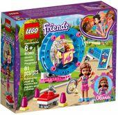 Lego Friends Plac zabaw dla chomików Olivii