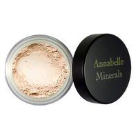 Podkład Mineralny Natural Medium 4g - Annabelle Minerals - Rozświetlający