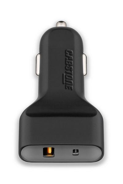 Ładowarka samochodowa Quick Charge™ USB-C CABSTONE zdjęcie 1