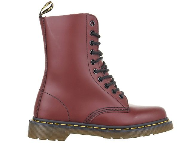 Dr. Martens Cherry Red Smooth 1490 -10092600 - 41 zdjęcie 1