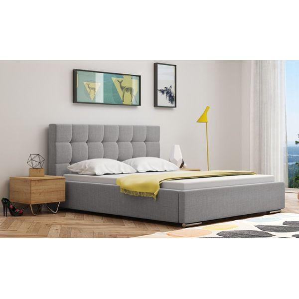 Łóżko tapicerowane 160X200 Diana zdjęcie 3