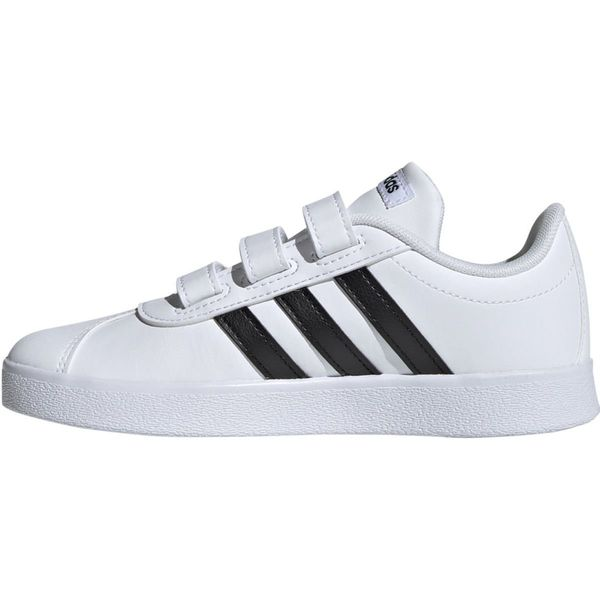 Buty Adidas Vl Court 2.0 Cmf C białe r.28