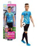 Lalka Barbie Ken Kariera Piłkarz