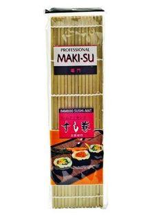Mata bambusowa Maki-su do sushi 27x27cm, profesjonalna