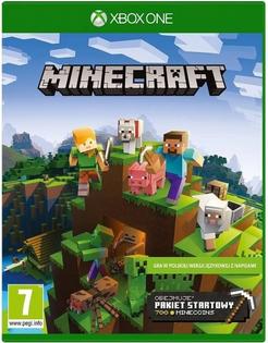 Minecraft + Pakiet Startowy Xbox One