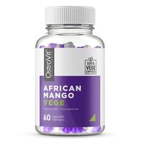 Mango afrykańskie ekstrakt z nasion DER 10:1 African Mango 60 kapsułek 47 g vege OstroVit