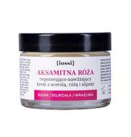 Iossi - Aksamitna róża - krem z acerolą, różą i algami 50ml