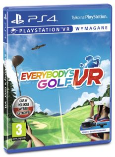 Everybody's Golf VR - PS4