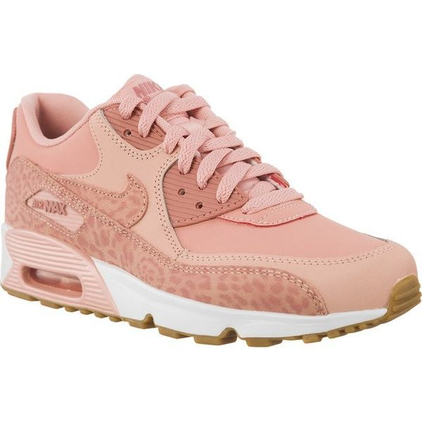 Nike Air Max 90 LEATHER SE GG Coral Stardust White Gum Light Brown Rust Pink Rozmiar 38,5