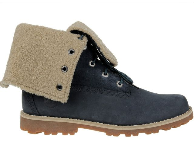 Timberland 6 In Shearling Junior 1690A - 37 zdjęcie 12