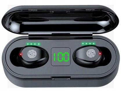 Słuchawki Bezprzewodowe Tws F9 Bluetooth 5.0