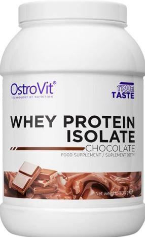 OstroVit Whey Protein Isolate Izolat Białka Białko - 700g Czekoladowy na Arena.pl