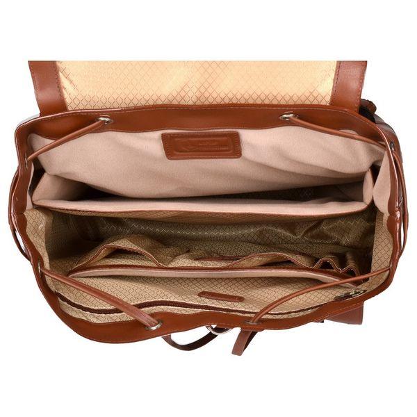 Ekskluzywny skórzany plecak męski McKlein Hagen Czarny zdjęcie 5