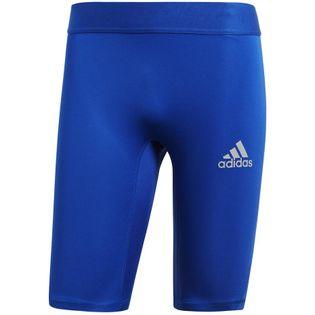 Podspodenki męskie Adidas Alphaskin Sport Short Tight CW9458 Niebieskie S