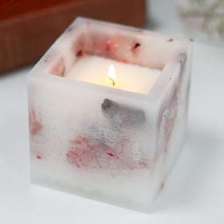 Świeczka DUŻA Enchanted - Róża