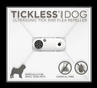 Tickless Pet Mini odstraszacz kleszczy dla psów - White