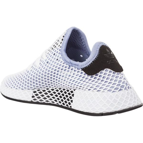 super popular 86e09 19868 ... adidas DEERUPT RUNNER W CHALK BLUE CHALK BLUE CORE BLACK Rozmiar - 40  23 ...
