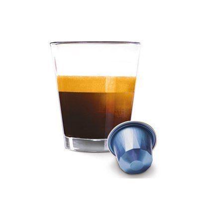 Belmoca Belmio Sleeve Espresso Decaffeinato Coffee Capsules For Nespresso Coffee Machines, 10 Capsules, Coffee Strength 6/12 na Arena.pl