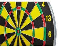 Zestaw dart rzutki dwustronna BADI 45 cm swe