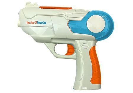 Pistolet Na Bańki Mydlane Na Baterie Niebieski