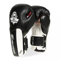 Rękawice bokserskie ze skóry naturalnej B-3WPRO-10oz