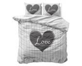 Pościel holenderska Sleeptime Big Love White 200x220