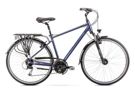 """Rower 28 ROMET WAGANT 5 ciemno niebieski 21"""""""