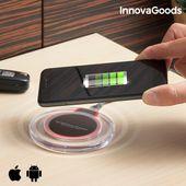 Bezprzewodowa Ładowarka do Smartphonów Qi InnovaGoods